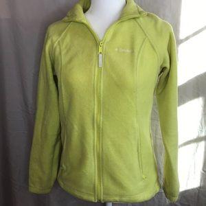 Columbia yellow jacket